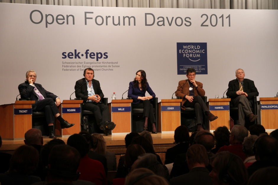Forum Davos 2011. Foto +ecumenix