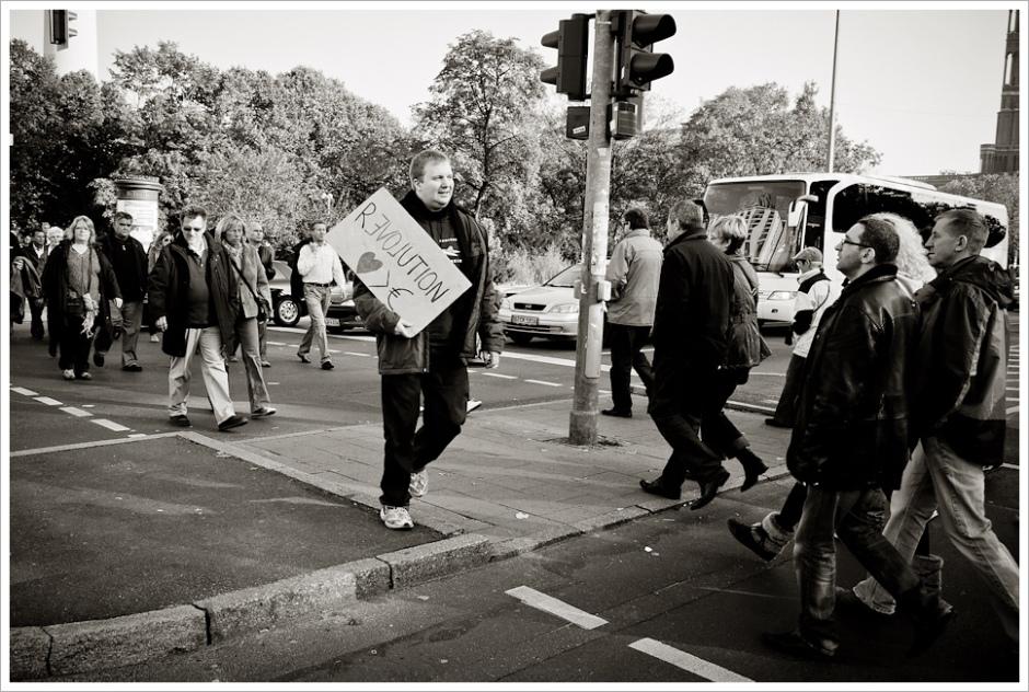 En las calles de Berlín. Foto Flickr por Libertinus