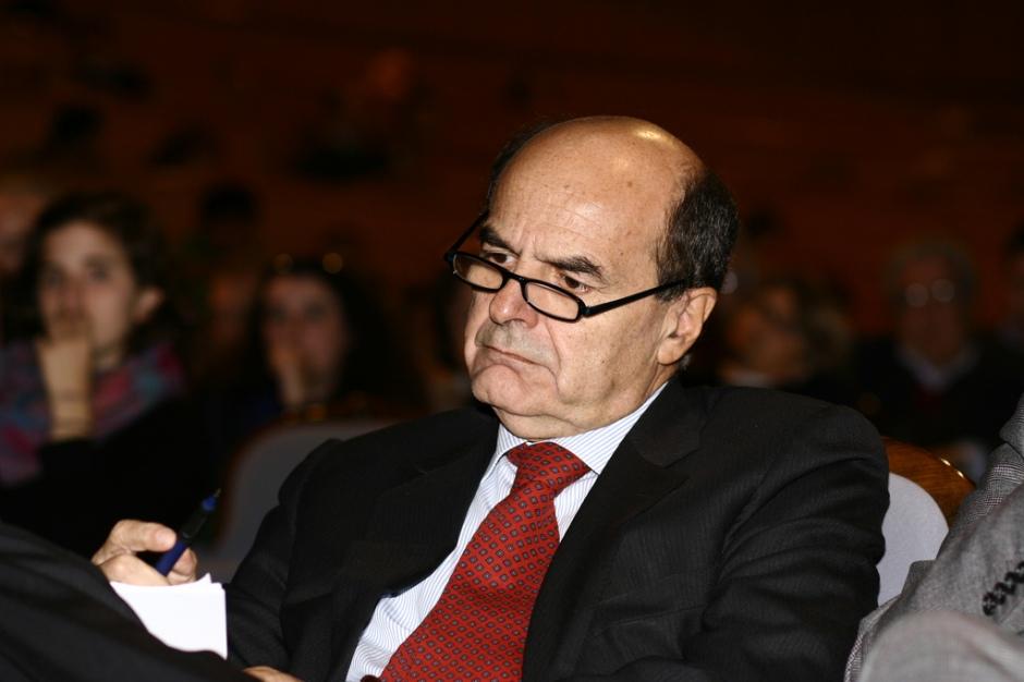 Bersani, líder del PD