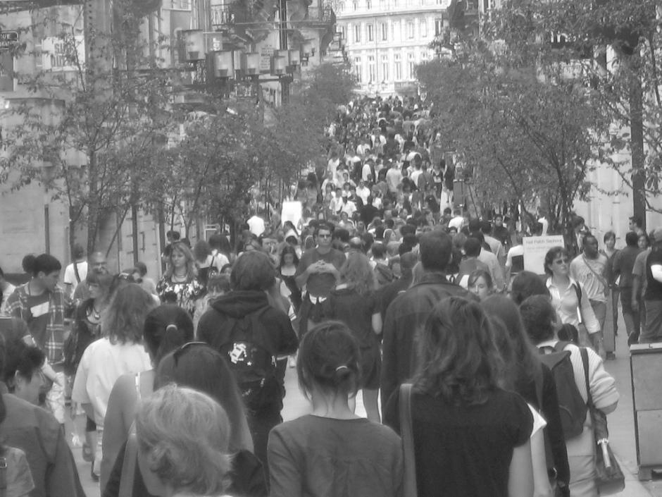 People street. Foto flickr por michelhrv