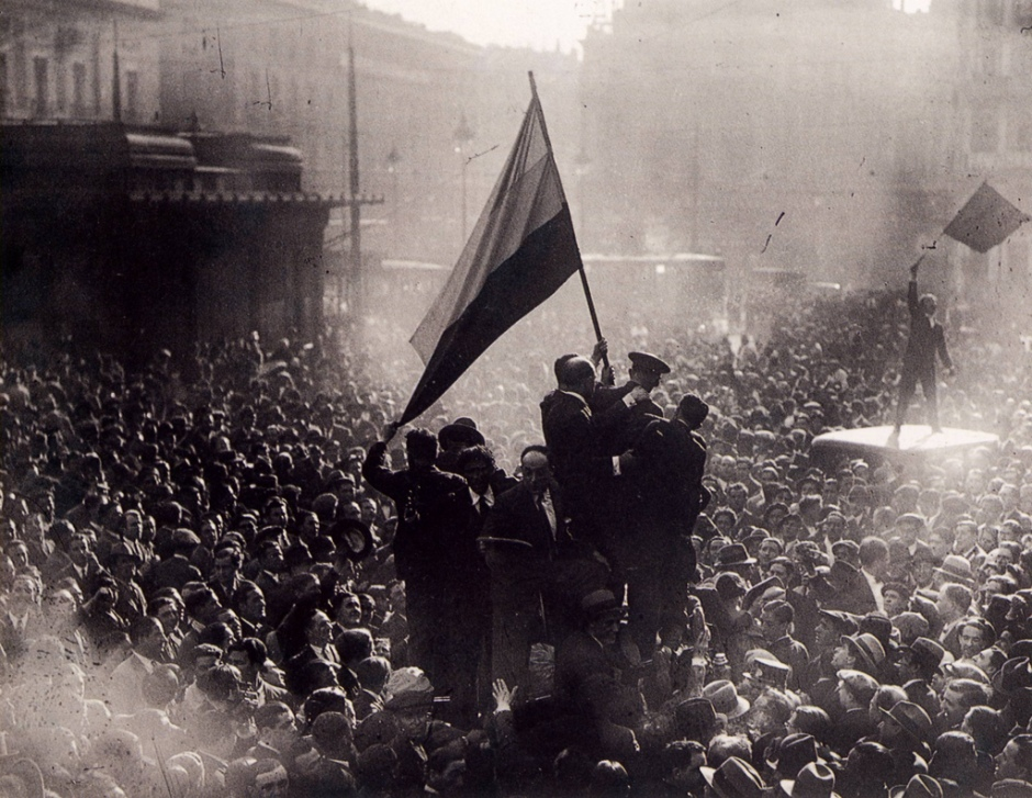 14 abril de 1931