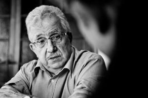 Josep Fontana (Foto de Jot Down publicado por Enric González)
