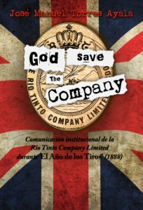 Portada God Save The Company